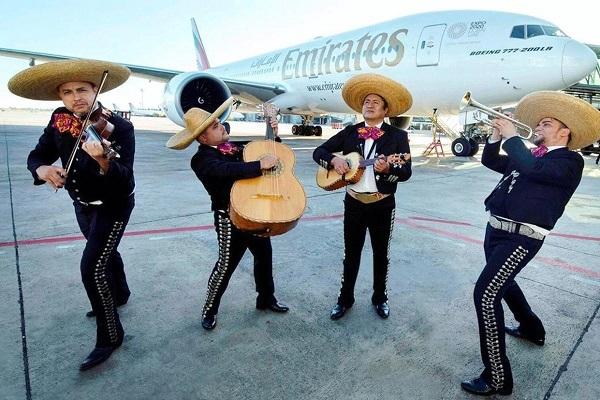 Emirates Airlines México Dubai Barcelona