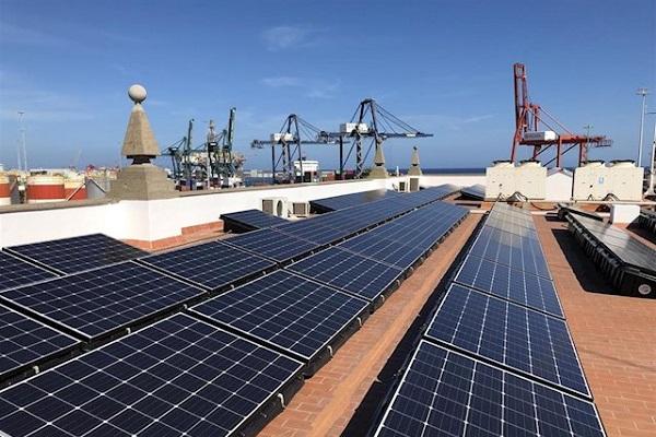 España potencia renovable instalada