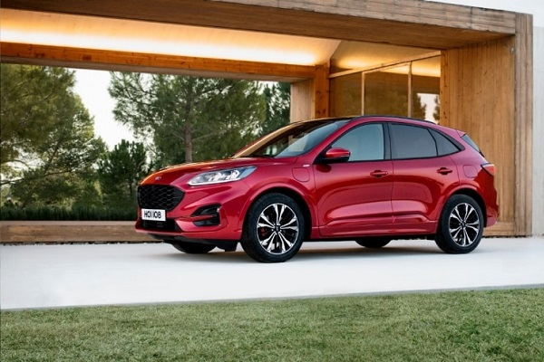 Ford Kuga híbrido enchufable