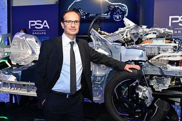 Grupo PSA coches eléctricos