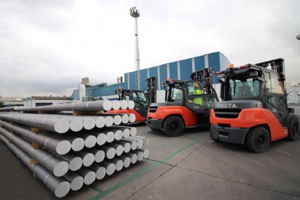 Hydro Aluminium Iberia moderniza su flota de carretillas con Toyota