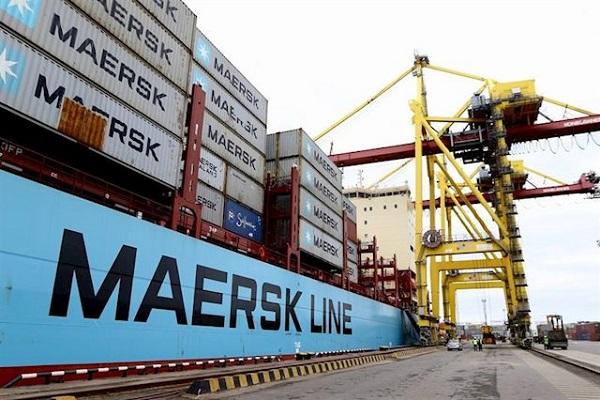 Maersk aportará sus servicios logísticos a Syngenta