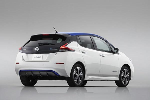 Nissan Leaf e+ España