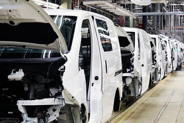 Nissan e-NV200 producción