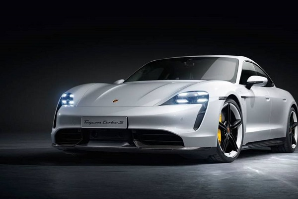 Porsche Taycan eléctrico reservas