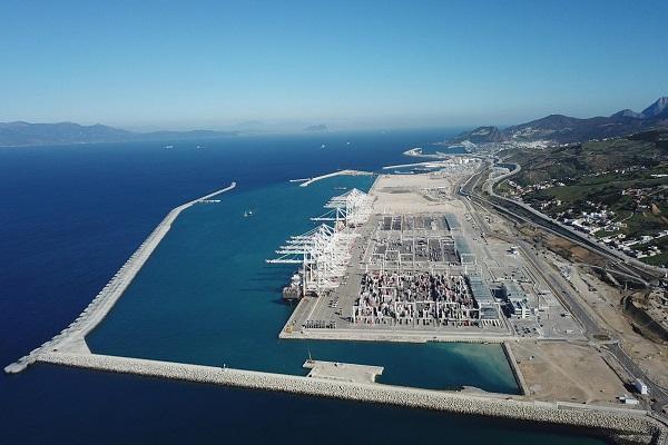 Puerto de Algeciras estudia la posibilidad de conectar su tráfico con Marruecos