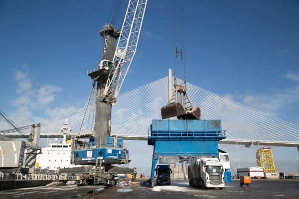 Puerto de Cádiz comienza fase final del acceso ferroviario en La Cabezuela