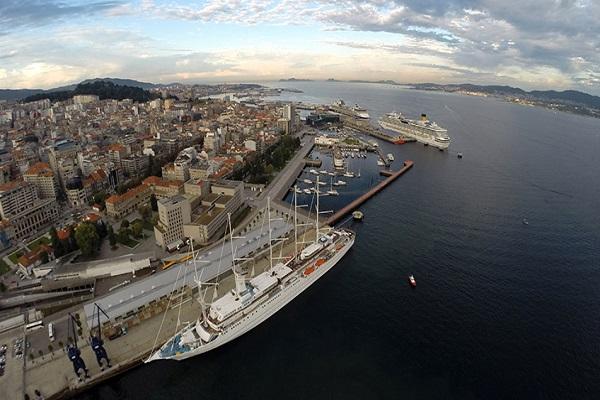 Puerto de Vigo agiliza trámites para iniciar su conexión con Irlanda en 2020