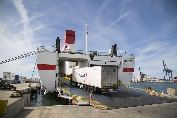 Puertos del Estado manipulan 428 millones de toneladas hasta septiembre
