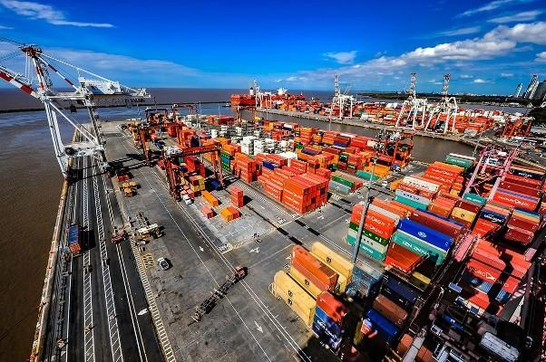 argentina puerto de buenos aires
