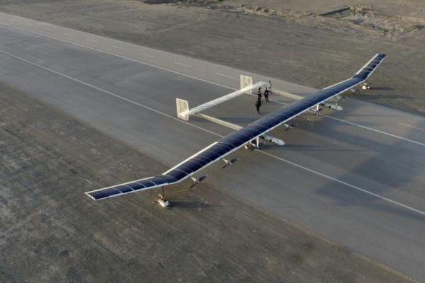 drone solar china
