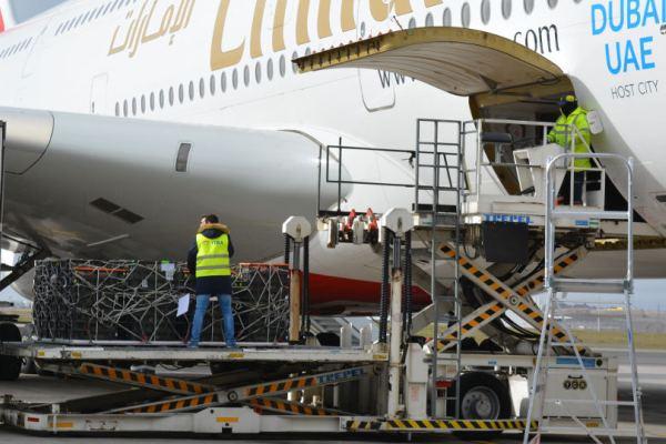 iata transporte aereo de carga