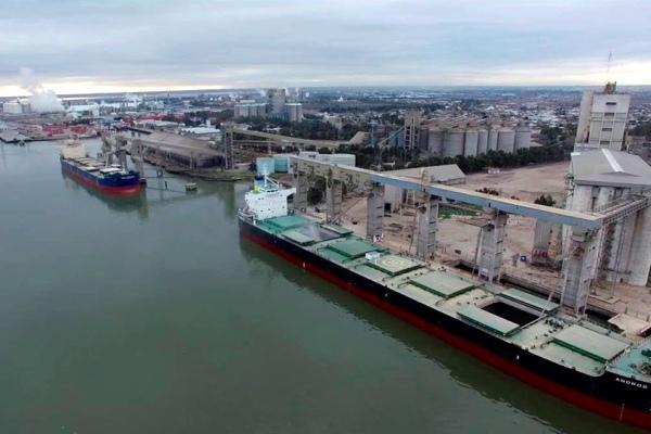 puerto bahia blanca