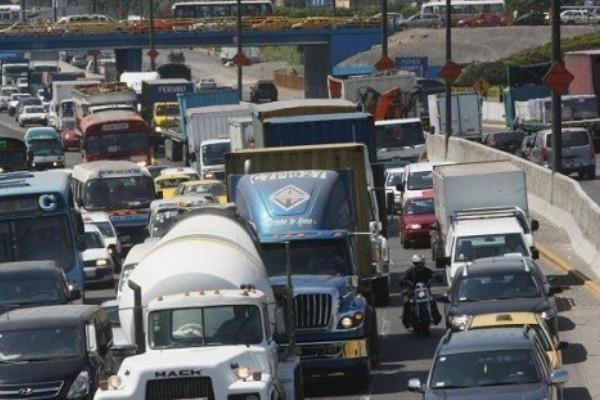 puerto de Callao caos vehicular