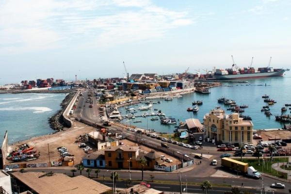 puerto de tarapaca