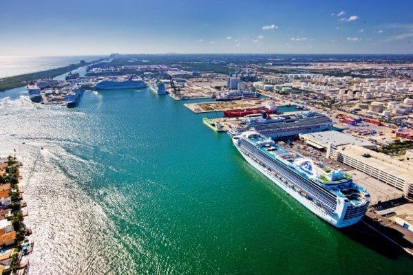 puertos de florida