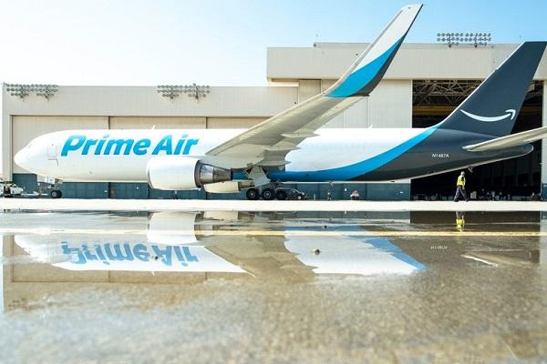 Amazon podría llegar a Europa con sus propios aviones