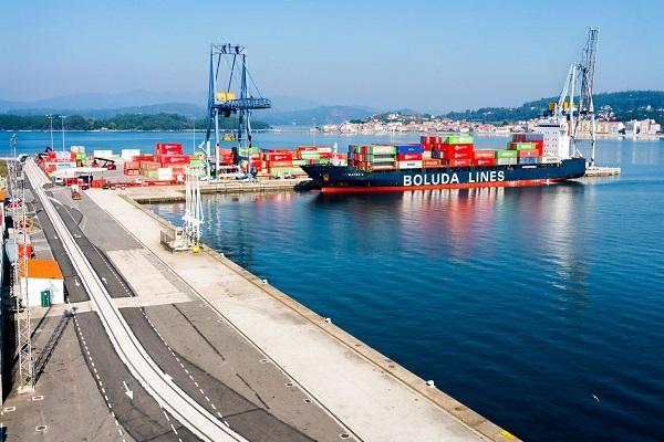 Autoridad Portuaria de Vilagarcía bate nuevo récord en tráficos