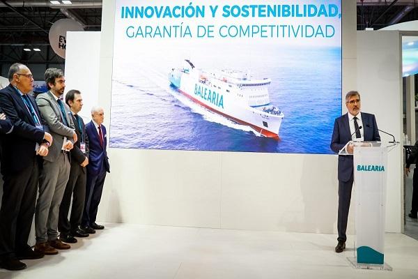 Baleària innova con una torre de control basada en tecnología Big Data