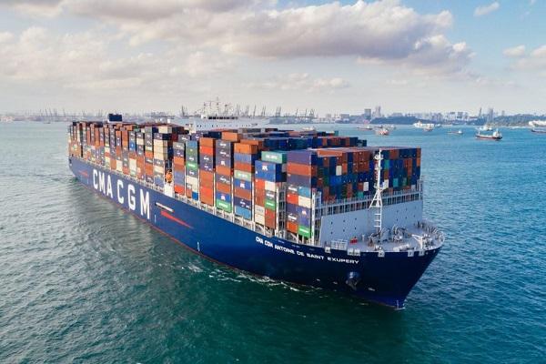 CMA-CGM restablece la conexión con Sudamérica en el Puerto de Vigo