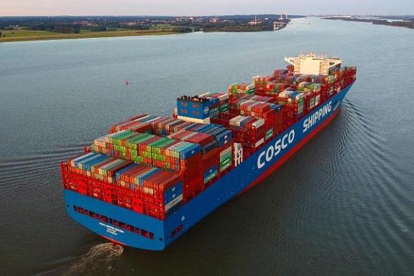 Cosco fortalece sus tráficos en España durante 2019