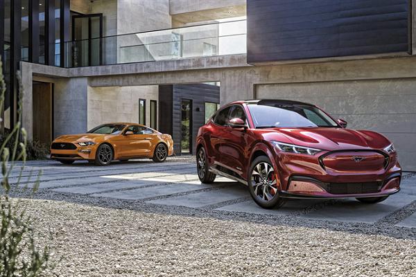 Ford Mustang Mach-e precio España