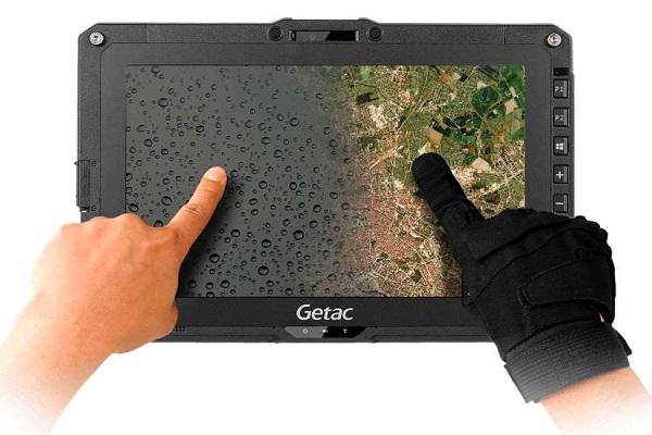 Getac diseña nueva tableta para trabajos en entornos extremos
