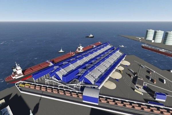 ICL Iberia estrenará nueva terminal en Puerto de Barcelona en primavera