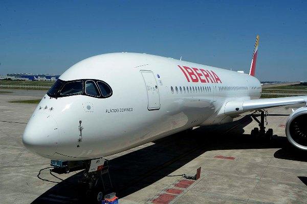 Iberia-Airbus-A350