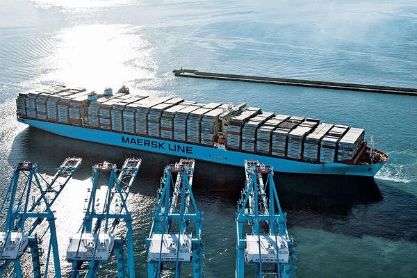 Maersk unirá el Puerto de Gijón a su red global con nuevo servicio