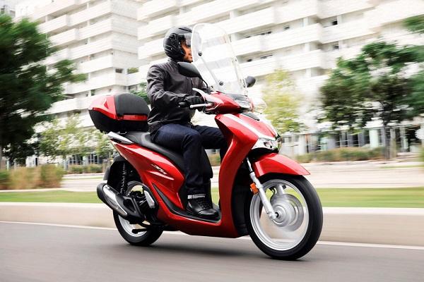 Motos más robadas España 2019