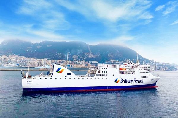Puerto de Bilbao contará con nueva conexión a Irlanda, gracias a Brittany Ferries