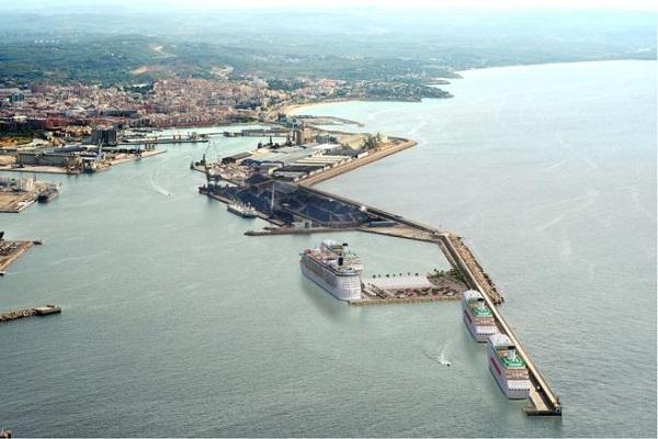 Puerto de Tarragona inicia la primera fase del Muelle Baleares