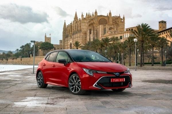 Toyota 2019 España
