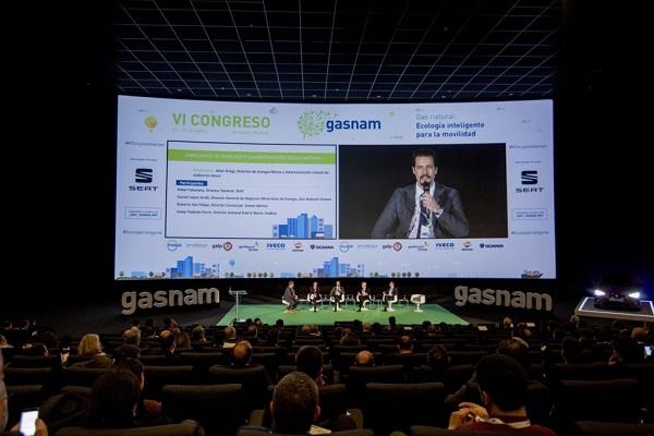 VIII Edición del Congreso Gasnam tratará sobre el gas natural, biometano e hidrógeno