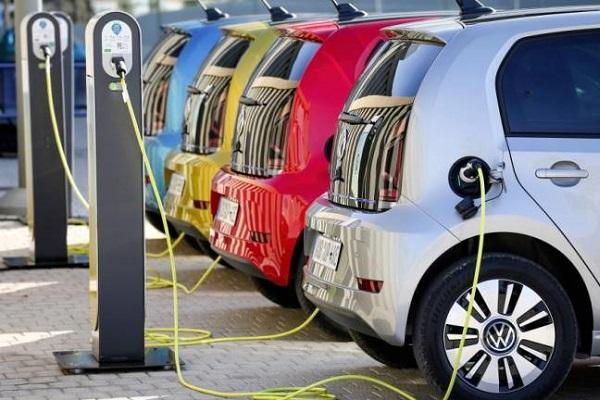 Venta vehículos eléctricos España 2019