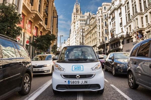 Ventas coches eléctricos híbridos segunda mano