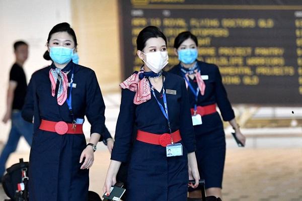 Vuelos China coronavirus