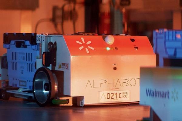 Walmart introduce un nuevo robot para el picking de productos alimentarios