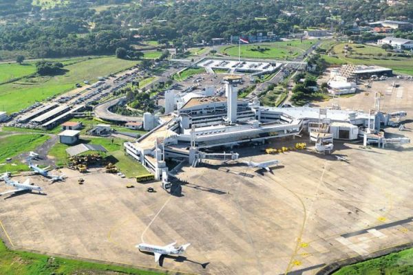 aeropuerto asuncion
