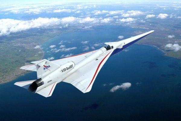 avión X-59