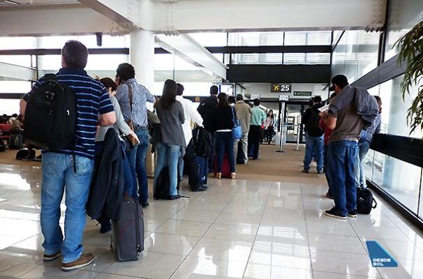chile transporte aereo de pasajeros
