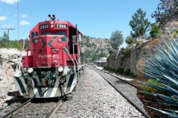 ferrocarriles mexico