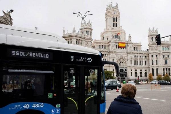 metro autobus España