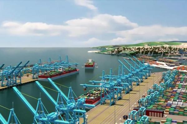 puerto de san antonio chile