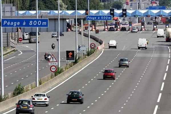 Autopistas de pago España