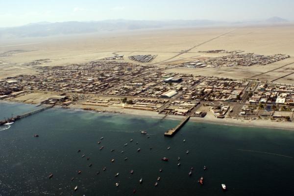 Complejo Portuario Mejillones