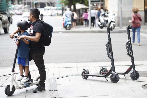 Demanda patinetes eléctricos España 2019