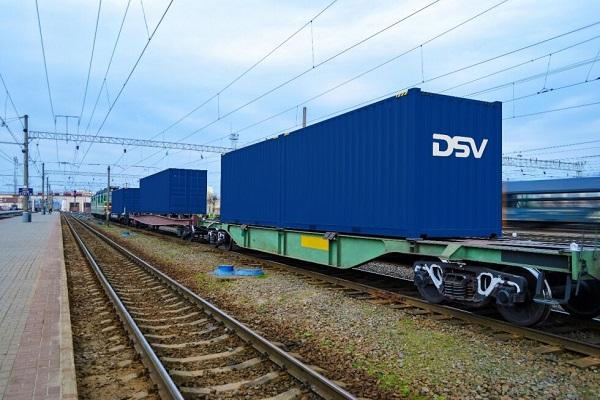 Grupo DSV plantea un puente aéreo y ferroviario entre China y Europa