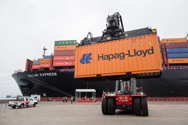 Hapag-Lloyd fortalece la trazabilidad y sostenibilidad de sus servicios